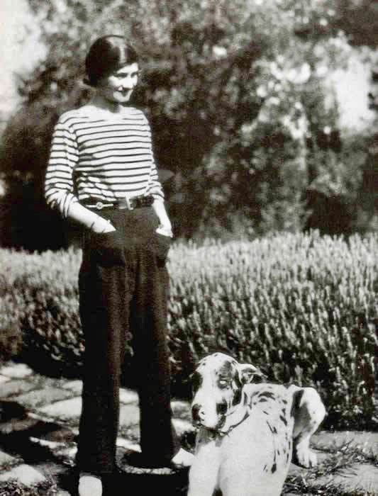 Coco Chanel pioneered the Breton stripe top as chic, everyday fashion